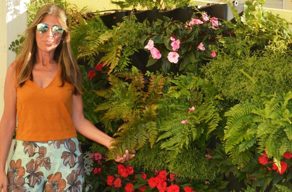 In the garden with… Carmen Ferreira